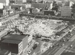 FBI Headquarters Building Under Construction
