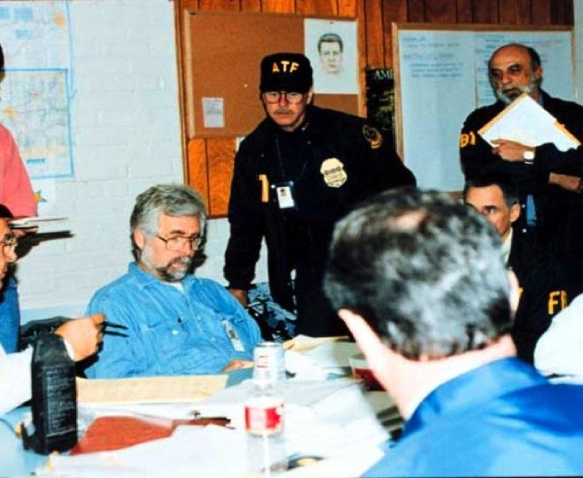 Special Agent Jim Norman, OKBOMB investigation