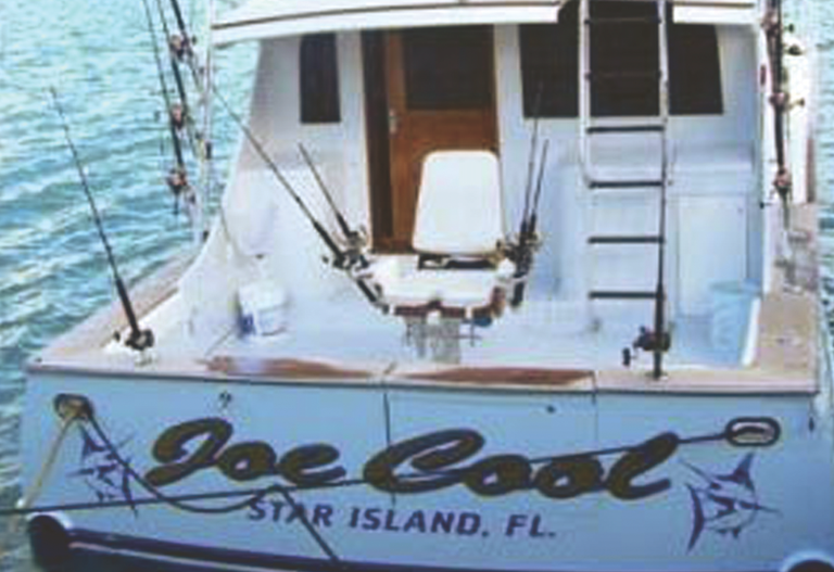 In September 2007, four people were murdered on the boat as it set sail from the port of Miami to the island of Bimini in the Bahamas. Two men were convicted of the killings.