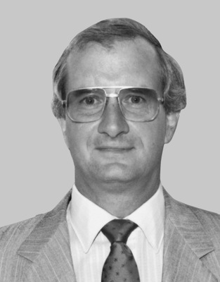 Special Agent John L. Bailey, who was fatally wounded during a criminal's attempted robbery of a Las Vegas, Nevada bank on June 25, 1990.