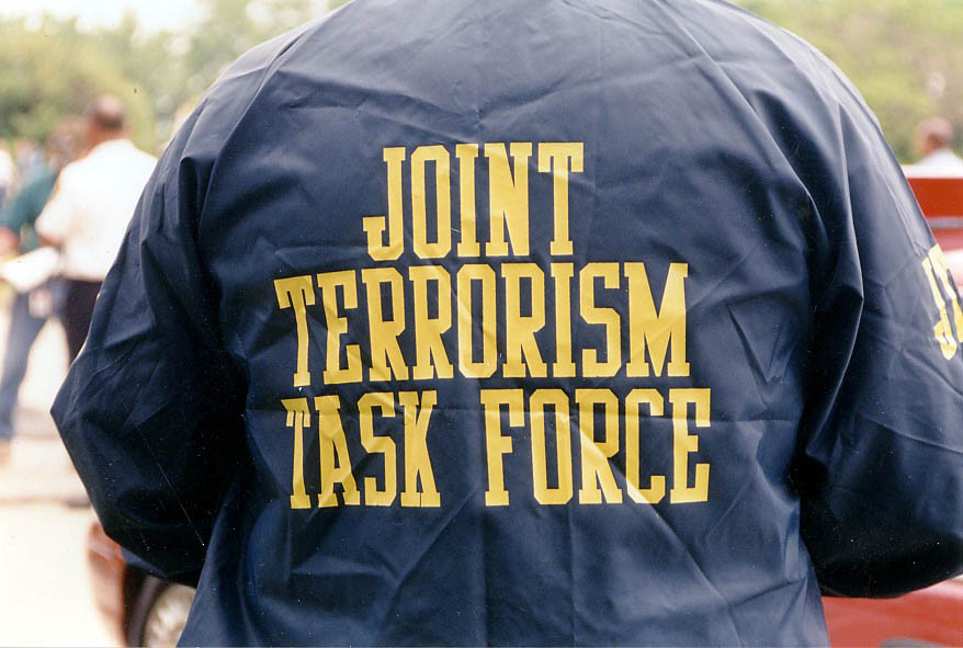 What would be a stance on 'defining terrorism'?