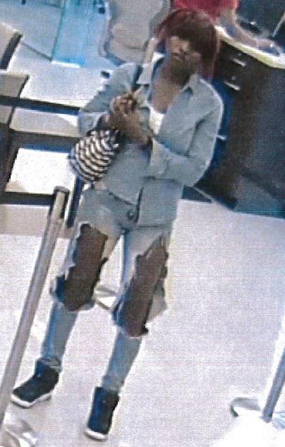 Atlanta Bank Robbery Suspect