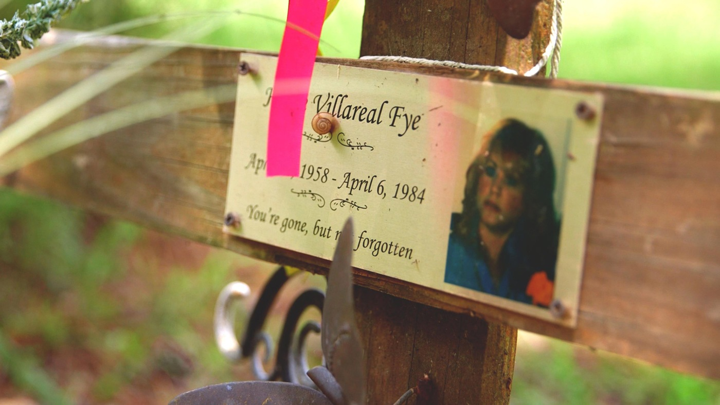 Killing Fields: Marker for Heidi Fye