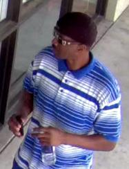 Knoxville Bank Robbery Suspect, Photo 2 of 2 (6/26/14)