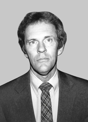 Special Agent L. Douglas Abram, slain in 1990 in St. Louis County, Missouri.