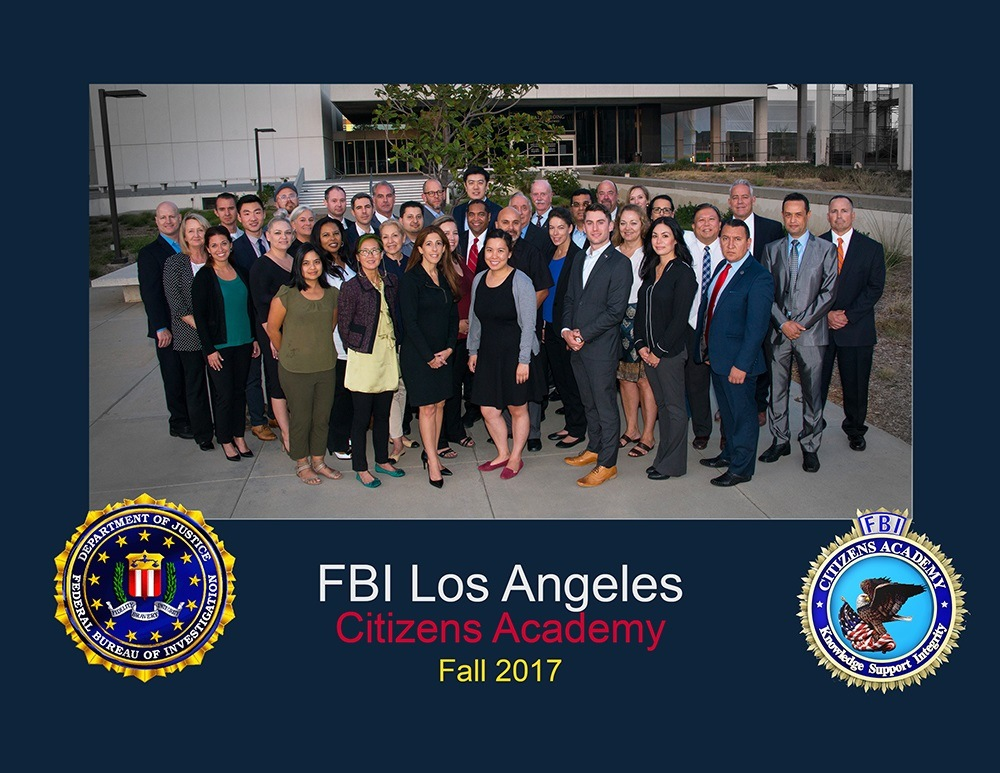 Los Angeles 2017 Citizens Academy