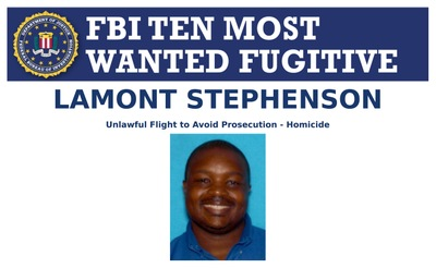 New Top Ten Fugitive
