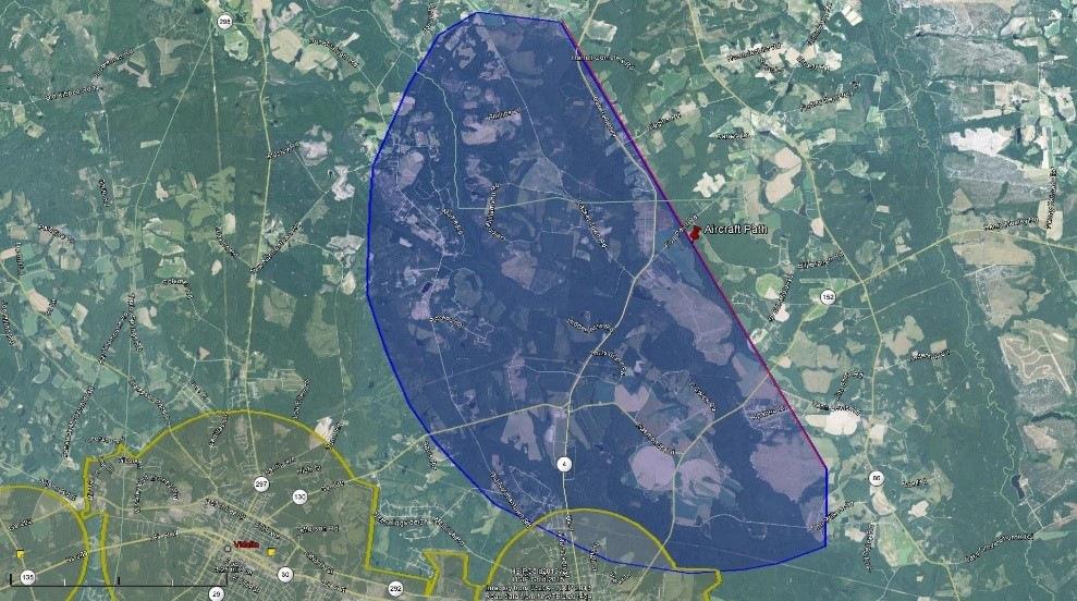 Laser Strike Map 1