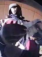 Las Vegas Bank Robbery Suspect, Photo 2 of 2 (4/23/14)