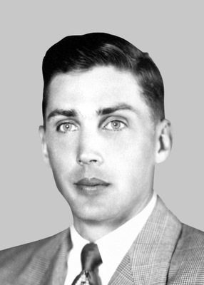 Special Agent Lee E. Morrow joined the FBI in July 1951. On March 3, 1960—while serving in the Minneapolis Division's resident agency in Fargo, North Dakota—he was killed in a two-car motor vehicle accident along Highway 281 near Edgeley, North Dakota during the course of his investigative duties.