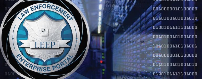 Law Enforcement Enterprise Portal Graphic