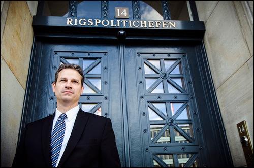 Legal Attache Johannes Van Den Hoogen
