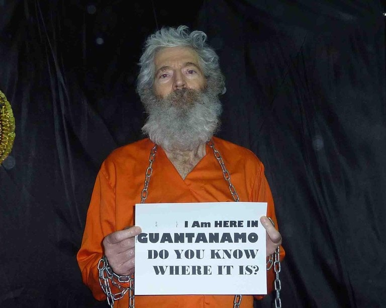 "Robert A. ""Bob"" Levinson, is a retired FBI agent who traveled to Kish Island, Iran, as a private investigator on March 8, 2007. He has not been publicly seen or heard from since his disappearance on March 9, 2007."