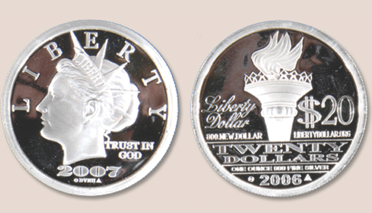 Illegal Liberty Dollars