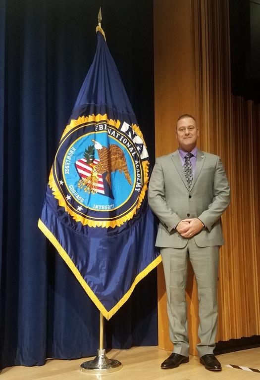 Oregon State Police Lieutenant Jeff Fitzgerald 2