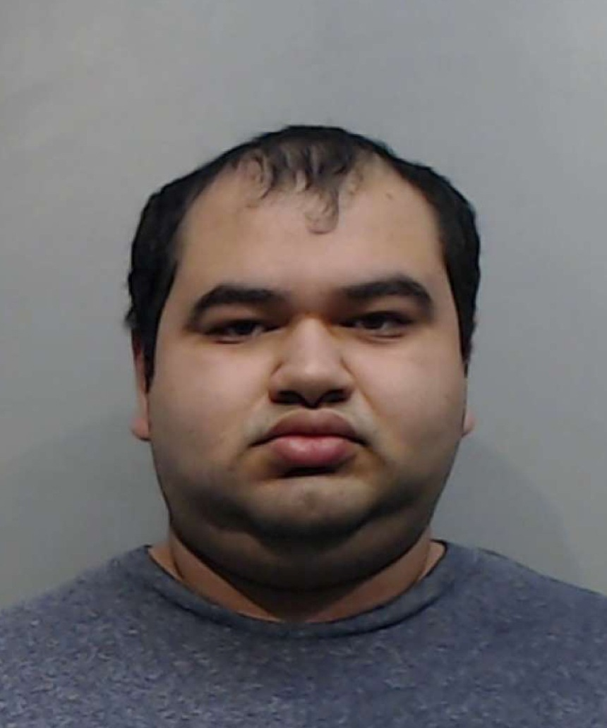 2018 Hays County (Texas) Sheriff's Office photo of suspected serial sexual predator Luann Hida.