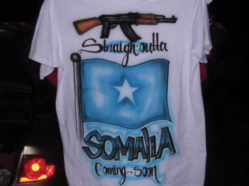 In November 2010, 29 suspected Somalian gang members were indicted for a prostitution trafficking operation, according to open source reporting. Over a 10 year period, Somalian gang members transported underage females from Minnesota to Ohio and Tennessee for prostitution