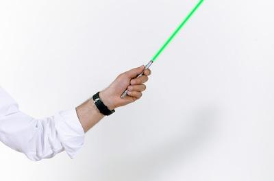 Laser Striker Sentenced