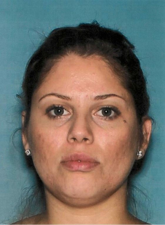 Marysol Pena, wanted for drug trafficking