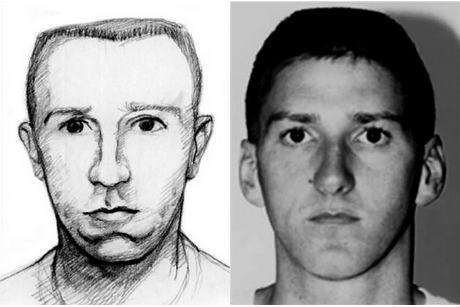 McVeigh was responsible for bombing the federal building in Oklahoma City on April 19, 1995. After the rear axle of the Ryder truck was located, it yielded a vehicle identification number that was traced to a body shop in Junction City, Kansas. Employees at the shop helped the FBI quickly put together a composite drawing of the man who had rented the van. Agents showed the drawing around town, and local hotel employees supplied a name: Tim McVeigh.