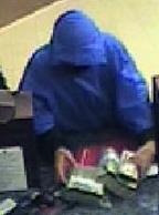 Miami Lakes, Florida Bank Robbery Suspect, Photo 7 of 7 (5/16/14)