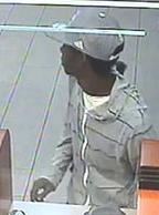 North Miami, Florida Bank Robbery Suspect, Photo 3 of 4 (5/15/14)