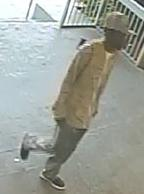 North Miami, Florida Bank Robbery Suspect, Photo 4 of 4 (5/15/14)