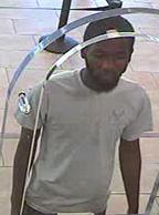 Homestead, Florida Bank Robbery Suspect, Photo 2 of 3 (6/11/14)