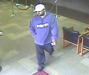 Miami Bank Robbery Suspect, Photo 3 of 3 (7/29/14)