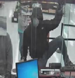 Milwaukee Bank Robbery Suspect, Photo 1 of 4 (5/12/14)