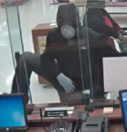 Milwaukee Bank Robbery Suspect, Photo 3 of 4 (5/12/14)