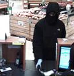 Milwaukee Bank Robbery Suspect, Photo 4 of 4 (5/12/14)