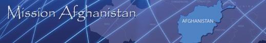 Mission Afghanistan Banner