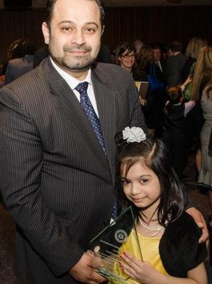 Mohammad Razvi, 2012 DCLA Winner from the New York Division