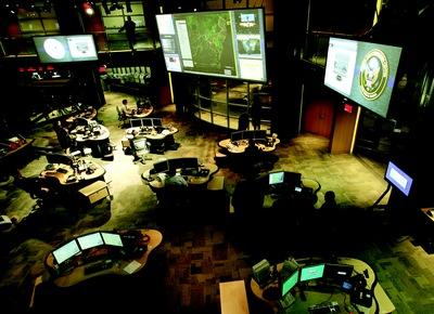National Counterterrorism Center Interior