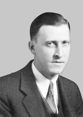 Special Agent Nelson B. Klein, slain by gunfire from fugitive George Barrett in College Corner, Indiana on August 16, 1935.