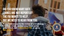 FBI New York Releases Anti-Hate Crime Posters