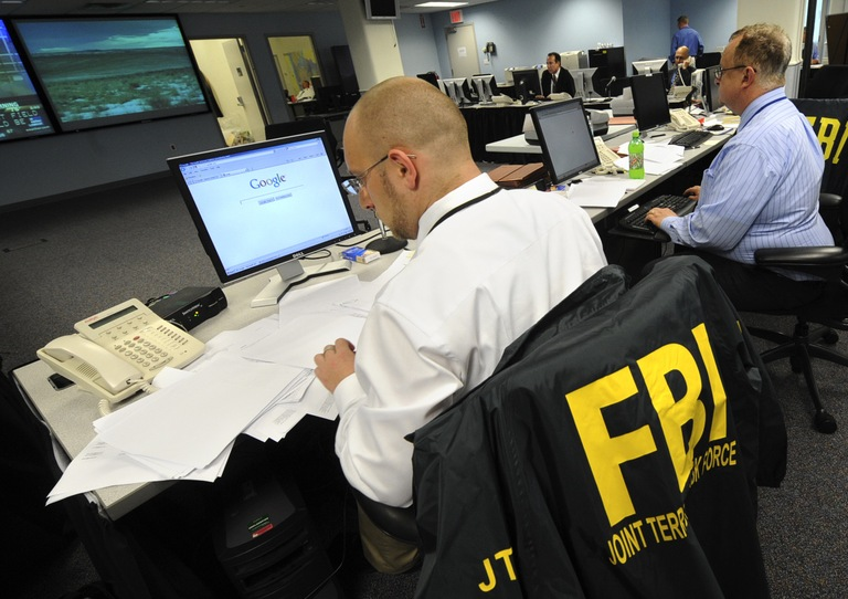New York Joint Terrorism Task Force (AP Photo)