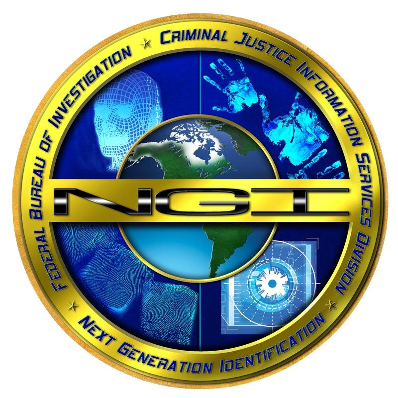 Next Generation Identification (NGI) Logo, Criminal Justice Information Services (CJIS) Division