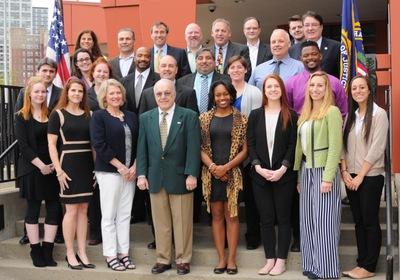 New Haven Citizens Academy graduates 2016