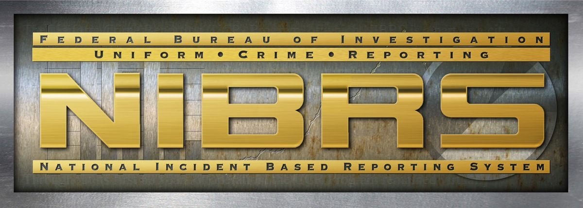 Logo for the FBI's National Incident-Based Reporting System (NIBRS)