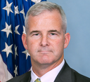 Portrait of FBI Norfolk Special Agent in Charge Brian Dugan