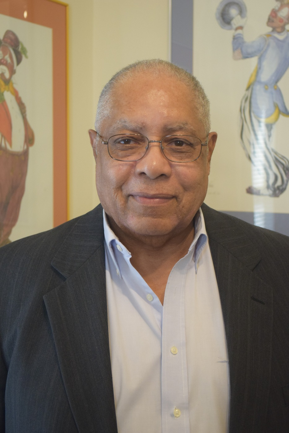 Reverend Cheek DCLA Award Recipient