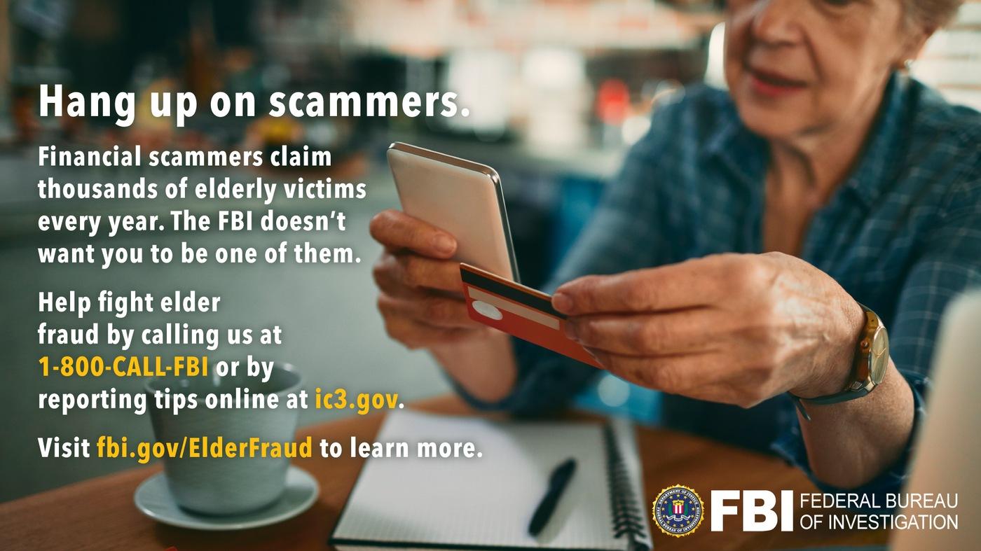 New York Elder Fraud Campaign - English