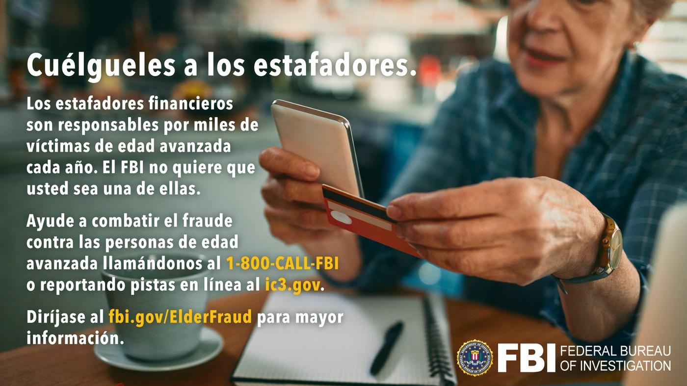 New York Elder Fraud Campaign - Spanish