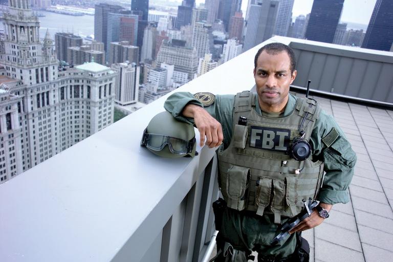 FBI SWAT, New York City rooftop.