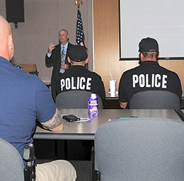 LEOKA Officer Safety Awareness Training Class