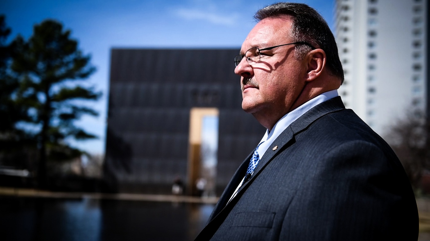 "FBI Oklahoma City Special Agent Barry Black continues to share the story of his involvement with the Oklahoma City bombing case, including tours with the Oklahoma City National Memorial and Museum's ""First Person: Stories of Hope"" program."