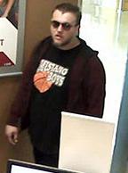 Oklahoma City Bank Robbery Suspect, Photo 10 of 17 (4/23/14)