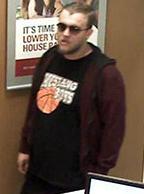 Oklahoma City Bank Robbery Suspect, Photo 12 of 17 (4/23/14)